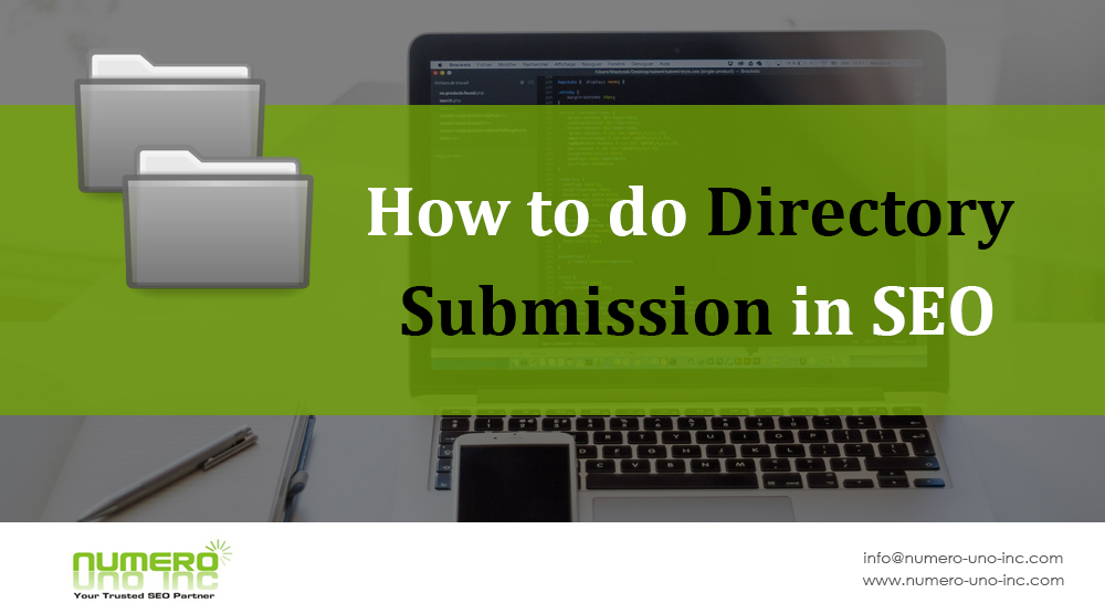 How to do directory submission in seo 2018