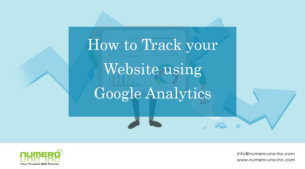 How to track website with google analytics