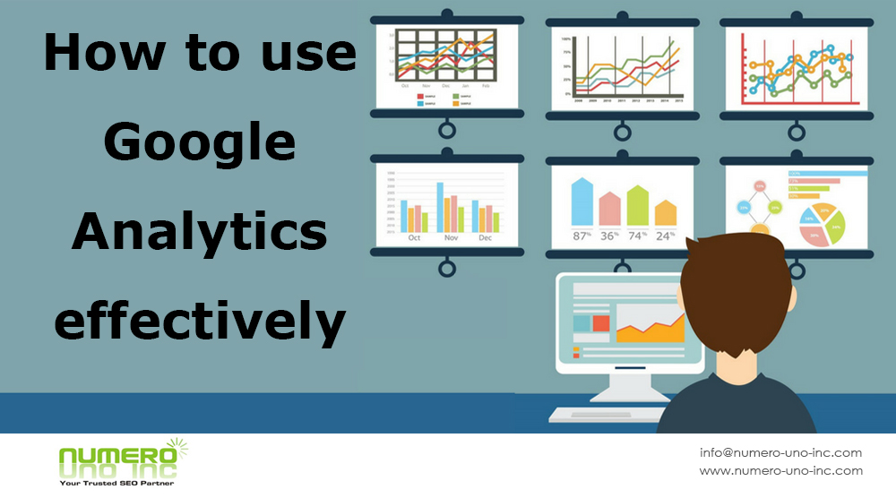 how to use google analytics effectively