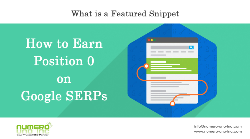 How to Get in Featured Snippets