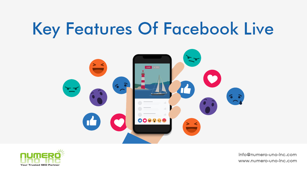 key features of facebook live