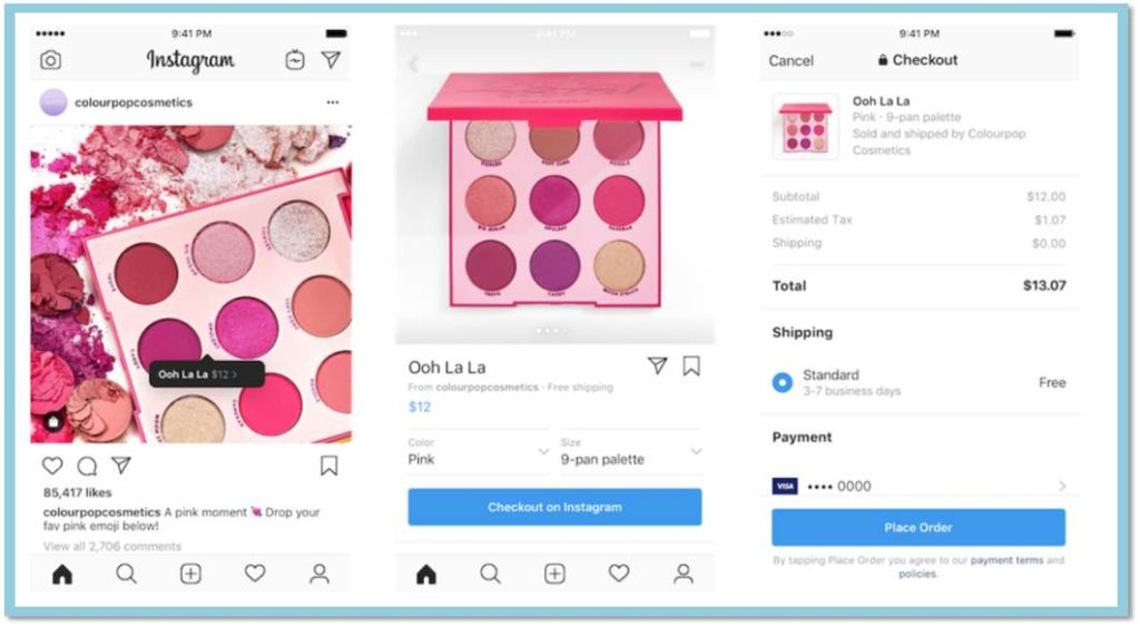 how-to-use-instagram-checkout-feature